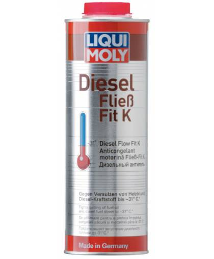 LIQUI MOLY Diesel Flieb-Fit K Антигель дизельный 1л