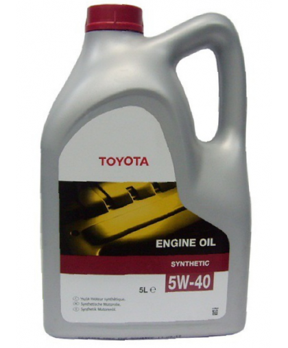 TOYOTA Engine oil 5W40 5л 08880-80375-GO