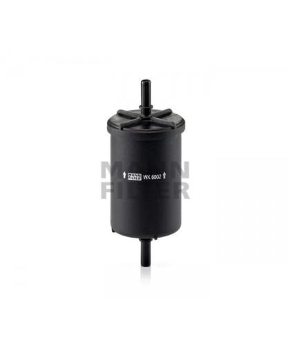 MANN-FILTER Фильтр топливный WK6002
