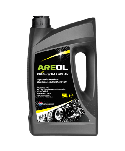 AREOL Eco Energy DX1 5W30 5л