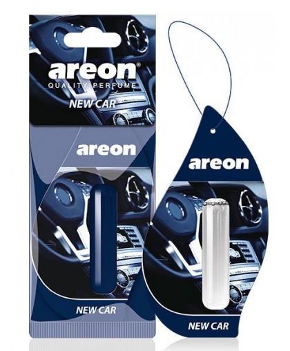 Ароматизатор Areon LIQUID 5ml гелевый Новая Машина (24) подвесной