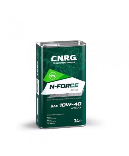 CNRG N-Force Pro 10W40 1л SL/CF п/син.