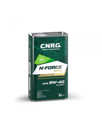 CNRG N-Force Elite 5w40 1л синт. SM/CF