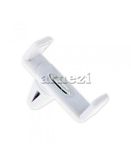 Держатель телефона 55-85мм в дефлектор белый ARNEZI A0602002