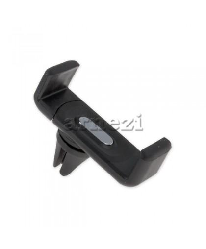 Держатель телефона 55-85мм в дефлектор черный ARNEZI A0602003