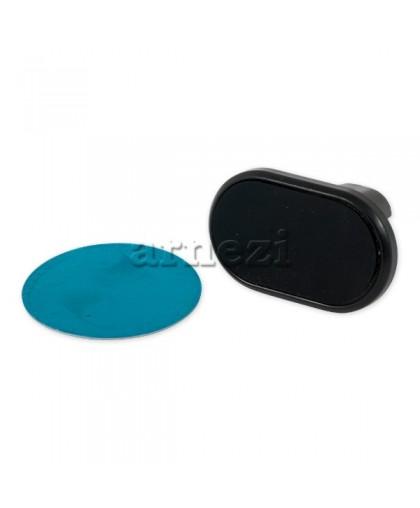 Держатель телефона/навигатора магнитный в дефлектор черный ARNEZI A0602013