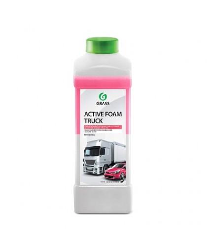"""GraSS Б/к химия """"Active Foam Truck"""" 1л для Грузовиков (15-30г/л) уп-12 113190"""