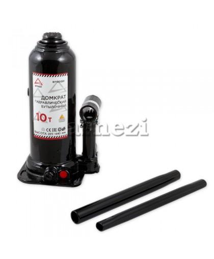 Домкрат гидравлический бутылочный 10 т. 225-440 мм. ARNEZI R7100091