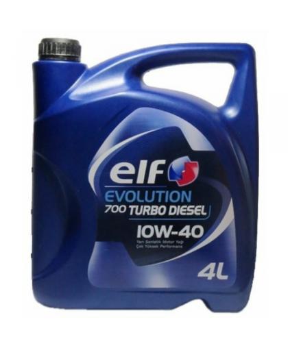 ELF EVOLUTION 700 TURBO D 10W40 4л