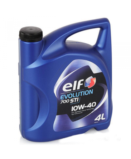 ELF EVOLUTION 700 STI 10W40 4 л п/с