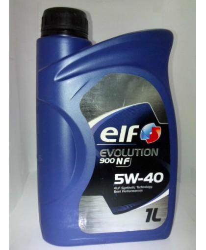 ELF Evolution 900 NF 5W40 1л