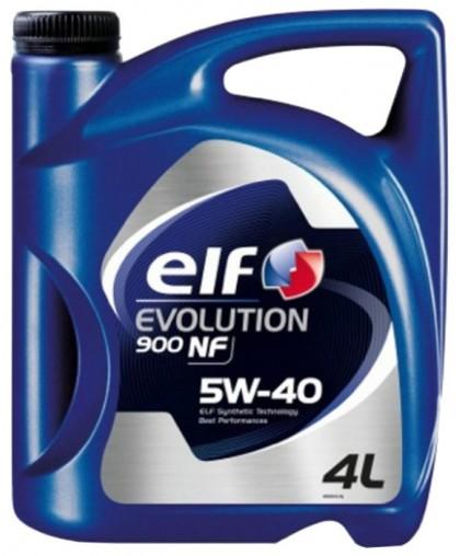 ELF Evolution 900 NF 5W40 4л