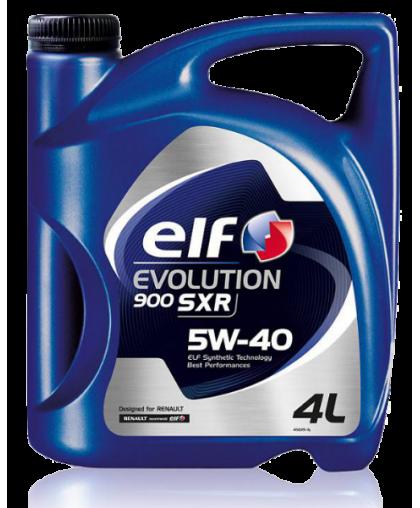 ELF Evolution 900 SXR 5W40 4л
