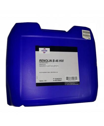 Гидравлическое масло FUCHS RENOLIN B 46 HVI 20л