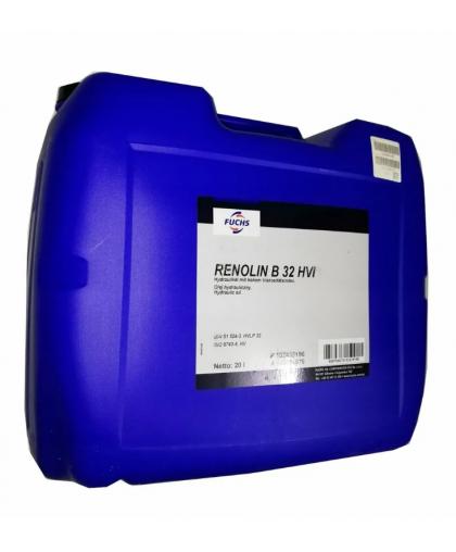 Гидравлическое масло FUCHS RENOLIN B 32 HVLP 20л