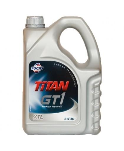 FUCHS Titan GT1 5W40 4л