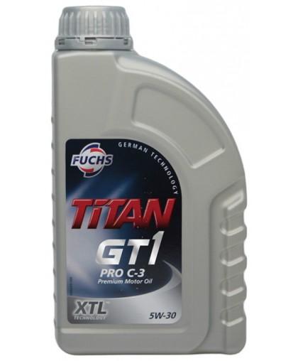 FUCHS TITAN Pro C-3 5W30 1л
