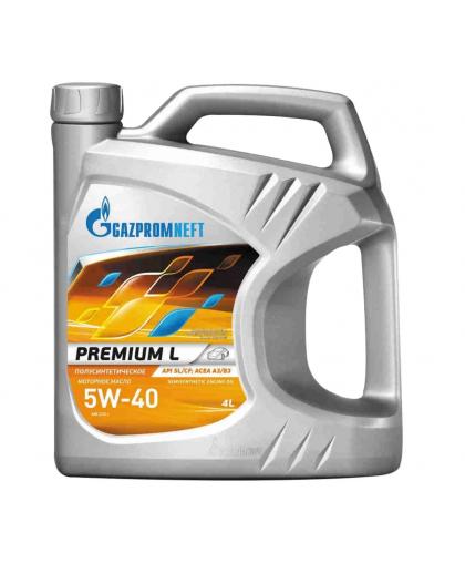 Gazpromneft Diesel Extra 10W40 5л