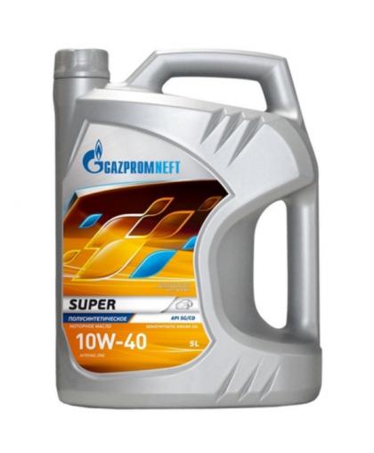 Gazpromneft Super 10W40 5л 2389901319