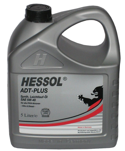 HESSOL ADT Plus SAE 5w40 5л