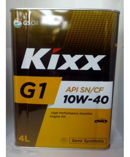 KIXX G 10W40 4л SN/CF