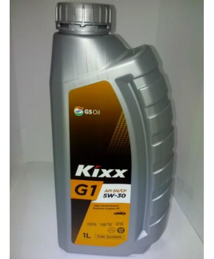 KIXX G1 5W30 1л 100% синт