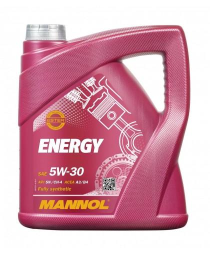 MANNOL ENERGY 5W30 4л 1111