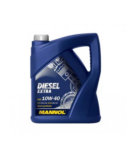 Mannol Diesel Extra 10W40 5л 1106