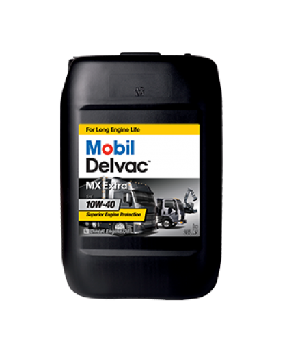 Mobil Delvac МX Extra 10w40 20л