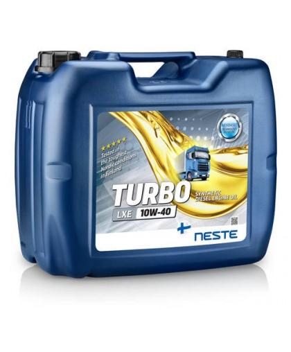 Neste Turbo LXE 10w40 20л