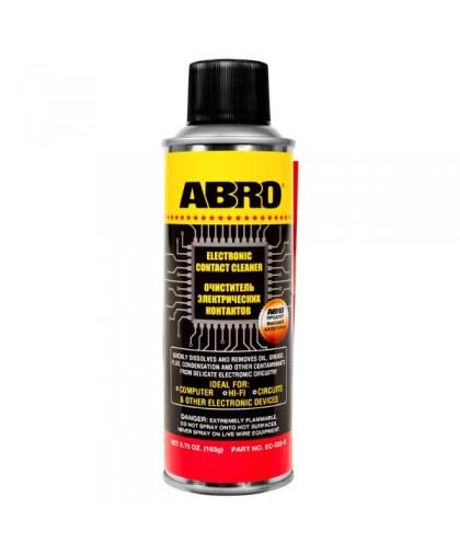 ABRO Очиститель электрич.контактов 163гр EC-533 (12)