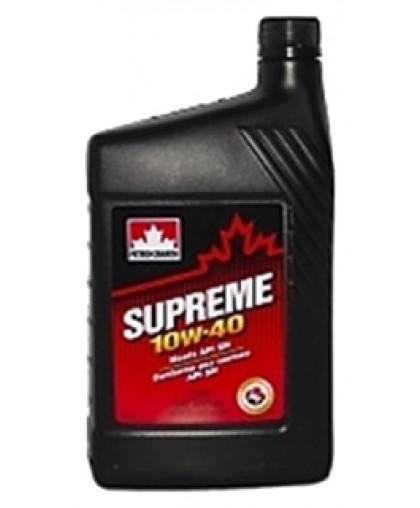 Petro-Canada Supreme 10w40 1л