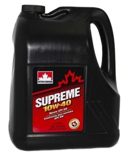 Petro-Canada SUPREME 10w40 4л