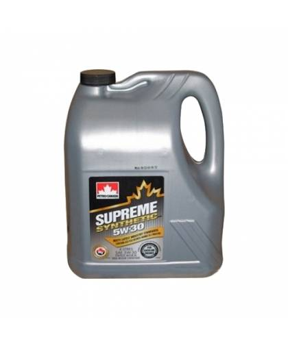 Petro-Canada SUPREME SYNTHETIC 5W30 4л