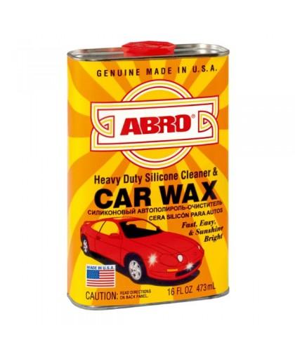 ABRO Автовоск силиконовый SW-300 473мл (12)