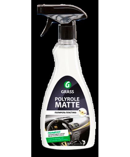 GRASS Полироль пластика Polirole Matte Ваниль триггер 500мл