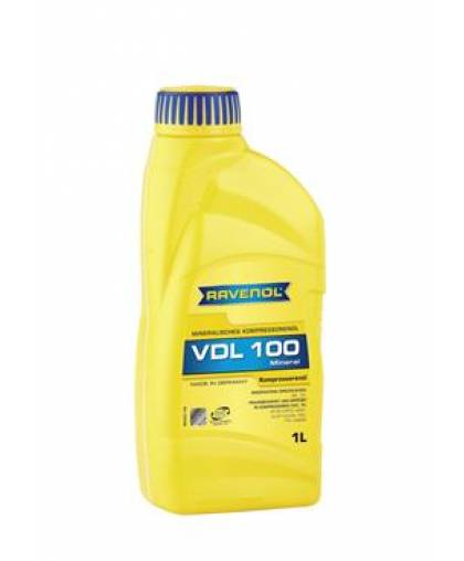 RAVENOL VDL100 Масло компрессорное 1л 4014835736115