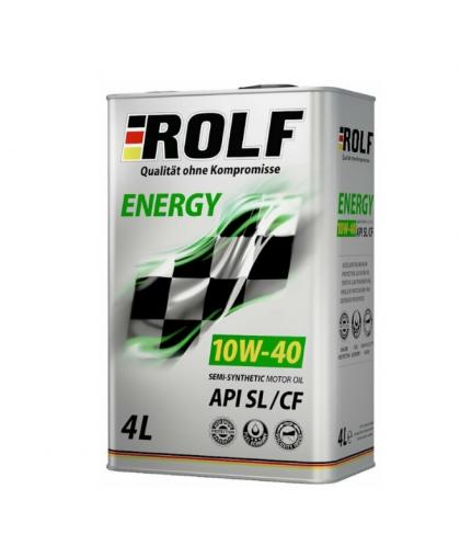 ROLF Energy 10W40 4л 322227