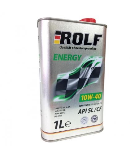 ROLF Energy 10W40 1л 322232