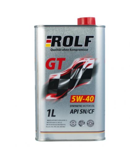 ROLF GT 5W40 1л 322234