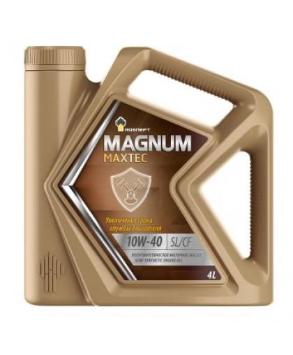 Rosneft Magnum Maxtec 10W40 4 л 40814742