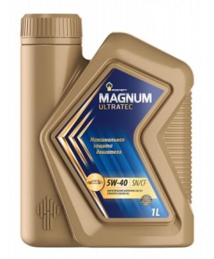 ROSNEFT Magnum Ultratec 5W-40 1л