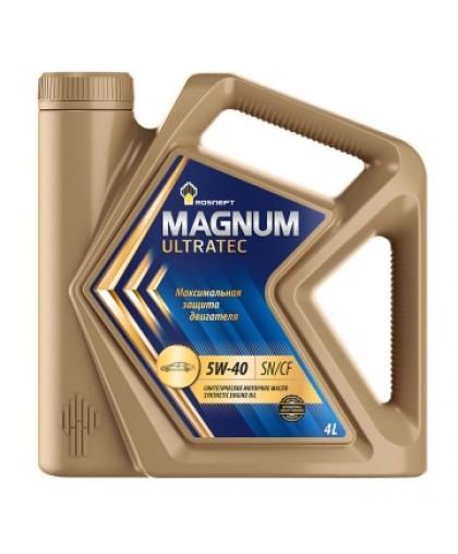 ROSNEFT Magnum Ultratec 5W-40 4л