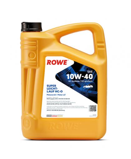 ROWE Hightec Super Leichtlauf HC-O 10w40 SL/CF,A3/B4 4л