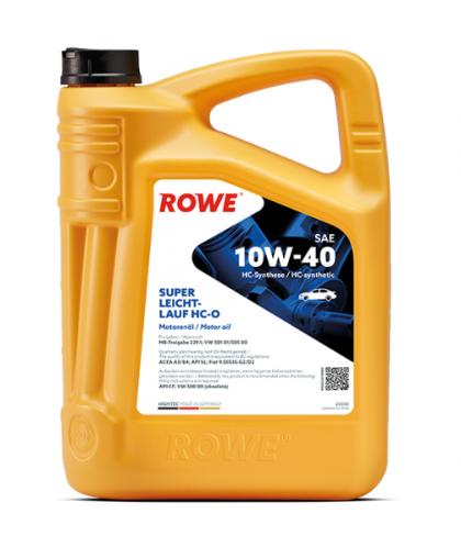 ROWE Hightec Super Leichtlauf HC-O 10w40 SL/CF,A3/B4 5л