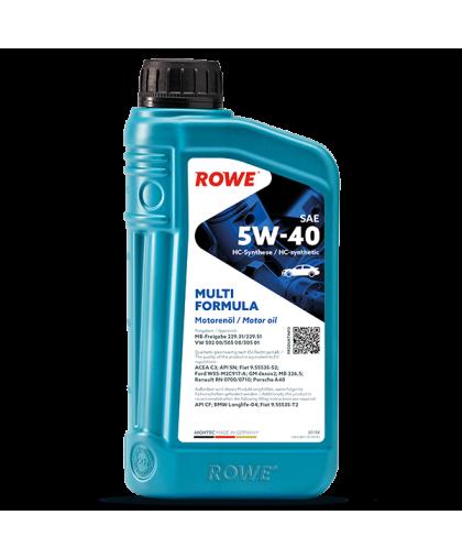 ROWE Hightec MULTI Formula 5W40 1л