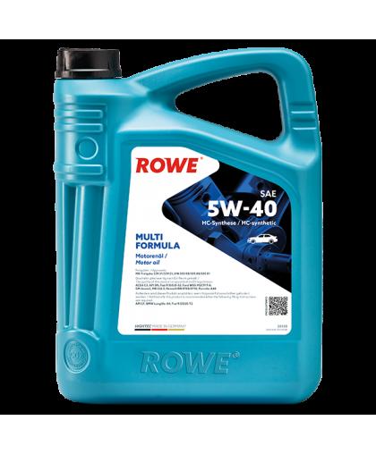 ROWE Hightec MULTI Formula 5W40 4л