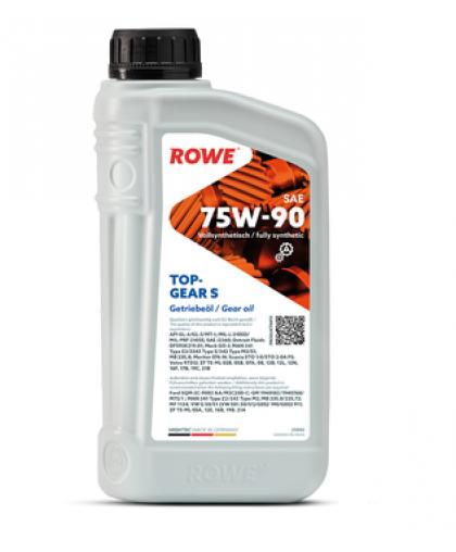 ROWE TopGear S 75W90 GL4/GL5 1л