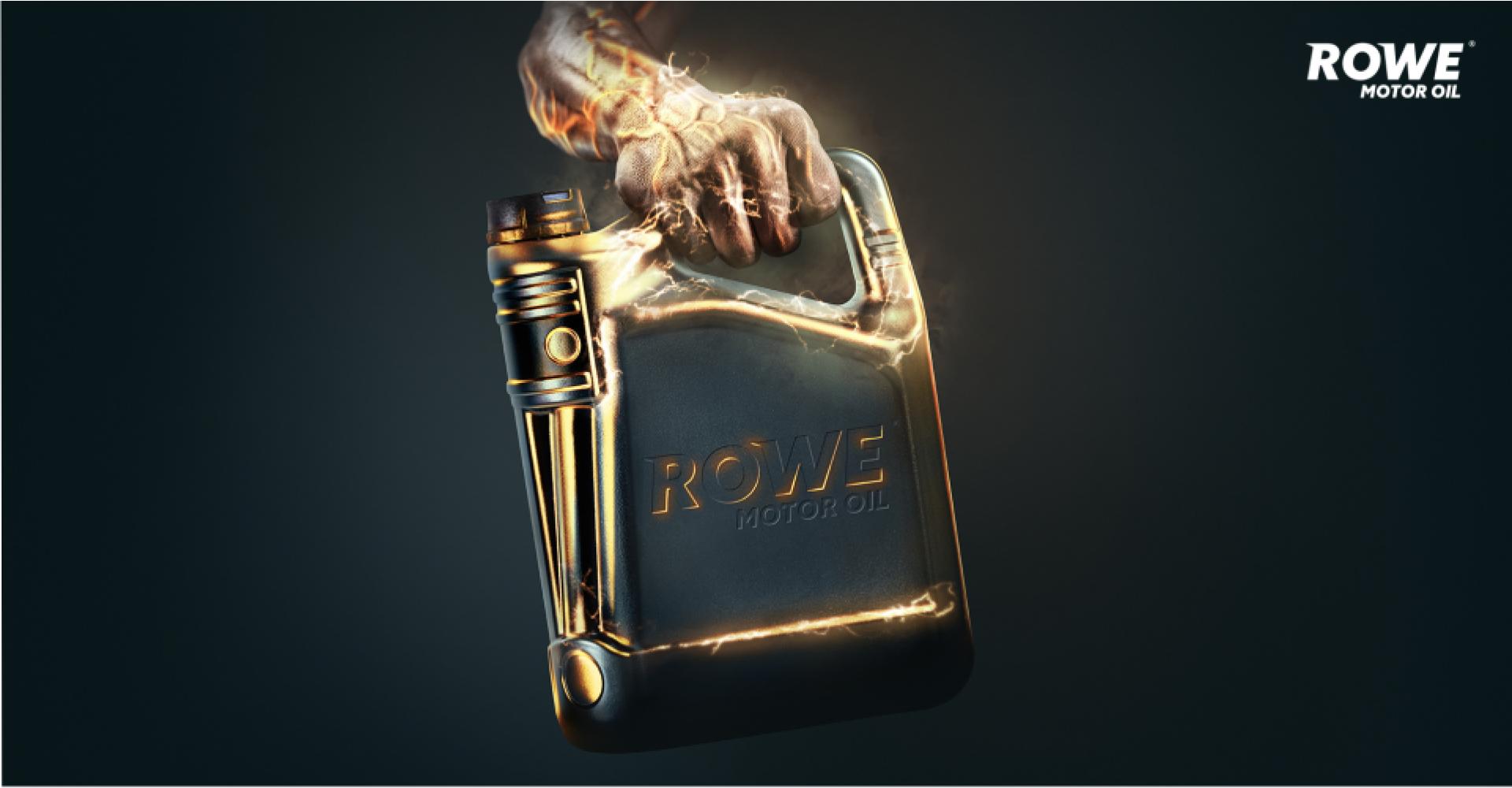 Совершенные масла от ROWE