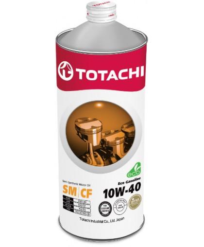 TOTACHI Eco Gasoline motor Oil 10w40 1л